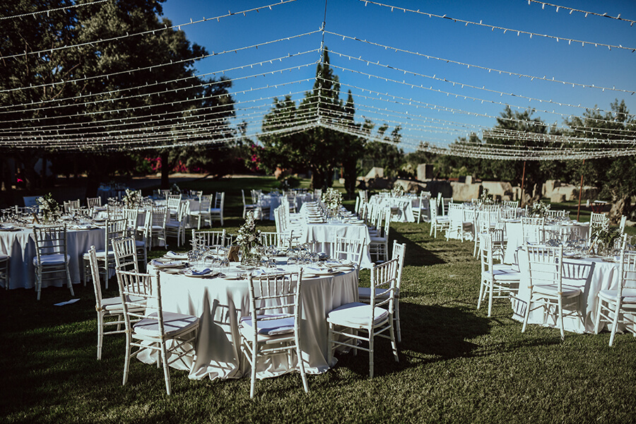Weddings -- Casa Benigalip